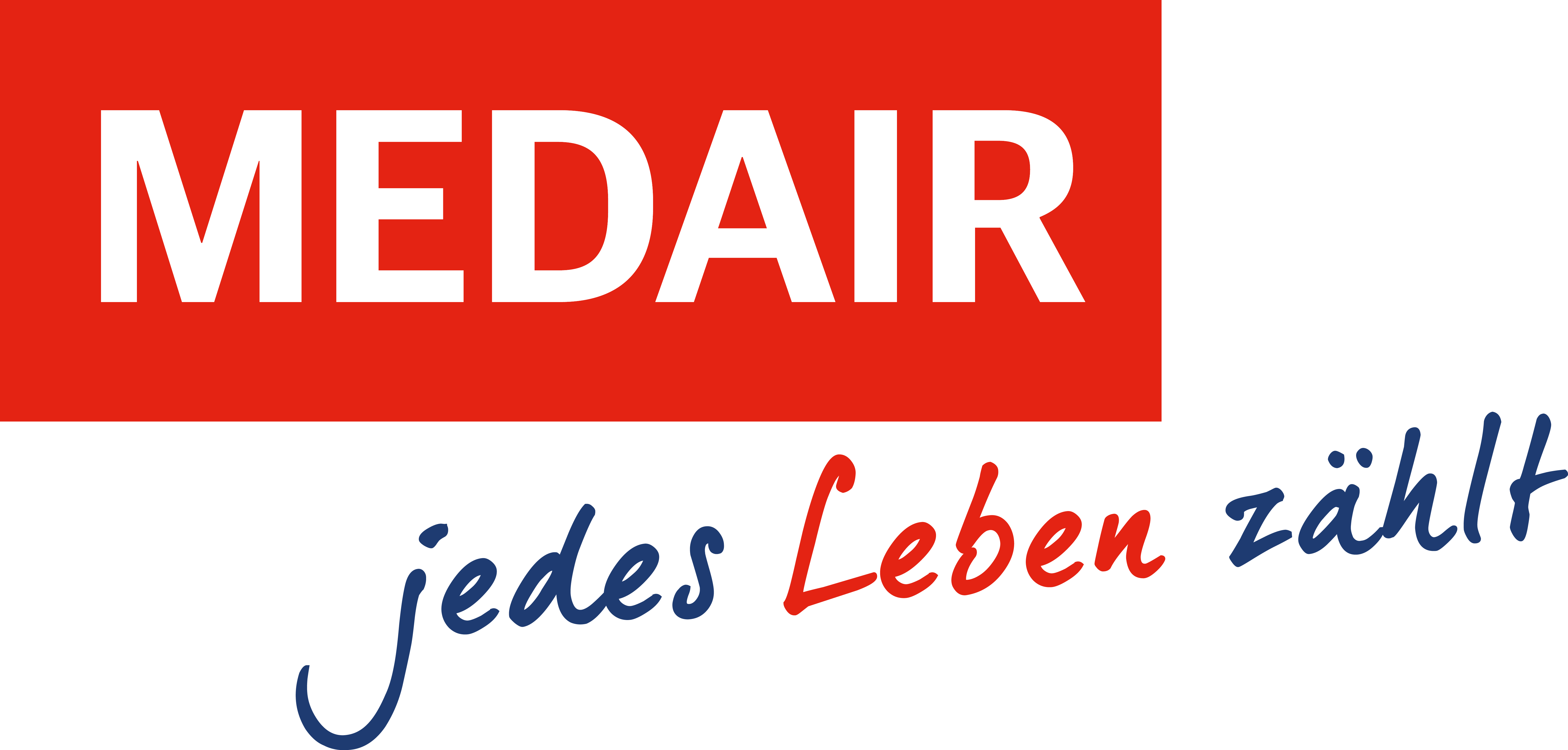 Logo with colour tagline DE